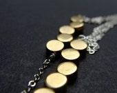 Draping Gold Drops