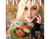 Crochet Pattern Magazine - Vogue Knitting Crochet 2012 Special Issue