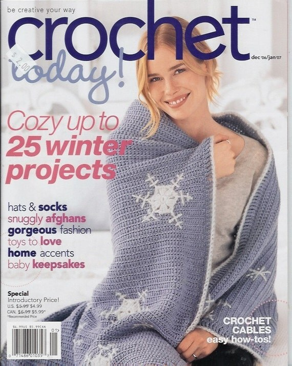 Crochet Today Magazine : Image Crochet Today Magazine Back Issues Download