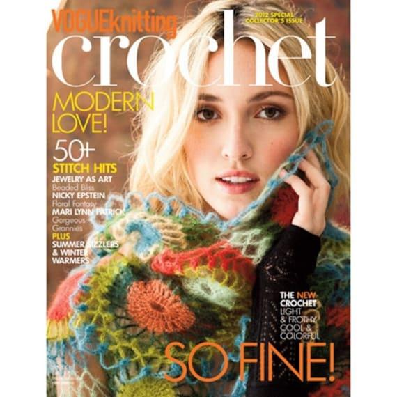 Vogue Patterns | Crochet | Free Patterns | Yarn