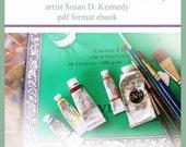 pdf EBOOK on Watercolor - Art Instruction by Susan Kennedy