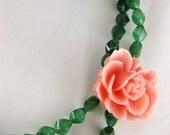 Jardin Chinois Necklace