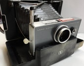 RESERVED for justin tan)  1960s polaroid automatic land camera model 100