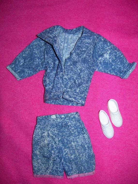 vintage 1960s Ken  fashion clothes