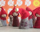 Custom Order- 10 Christmas Elves