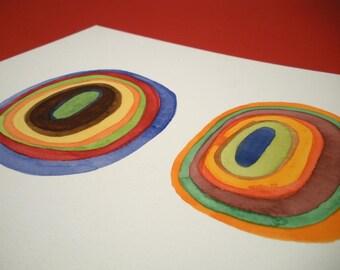 Watercolor Study 1.3