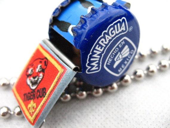 Whistle Mexico Boy Scout