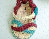 Instant Download - Crochet Pattern - Baby Twist Sandals PDF 8
