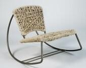 mecedora . low rocking chair (custom made)