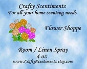 Flower Shoppe Room Spray