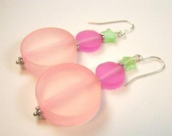 Summer Sherbet Earrings