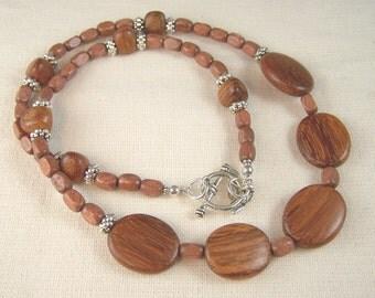 Bayong Wood Necklace