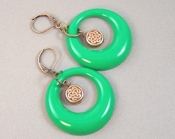 Gogos and Knots Earrings