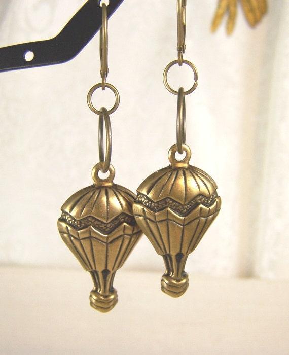 My Beautiful Balloon Earrings