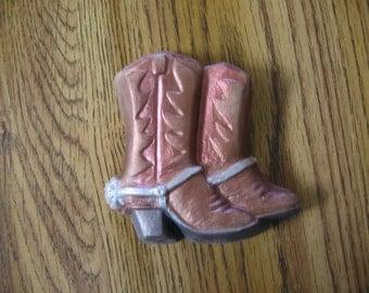 Cowboy Boot Soap