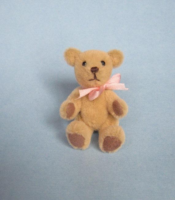 Miniature Artist Bear miniature teddy bear