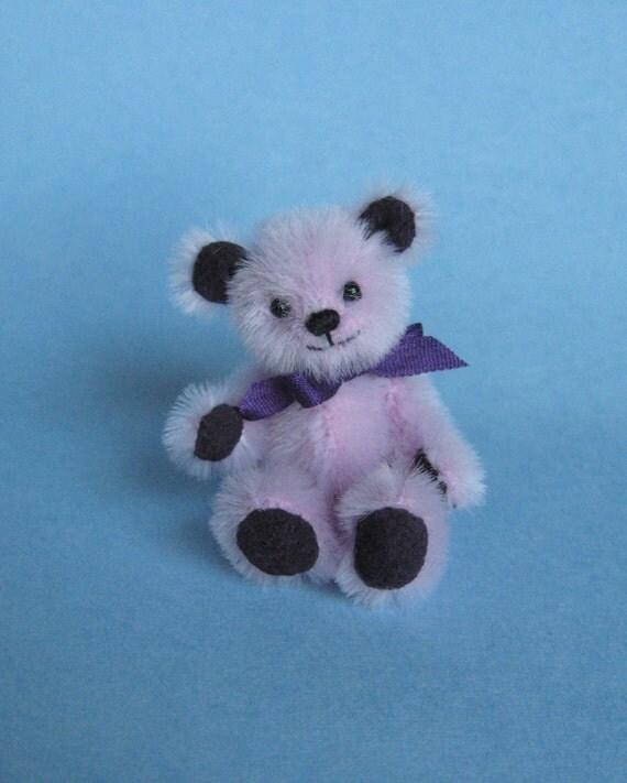 Miniature Artist Bear MiniatureTeddy Bear
