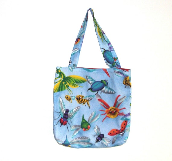 Bugs Bugs Bugs Galore Bag