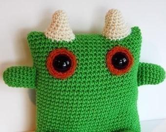 Big Monster crochet pattern- PDF
