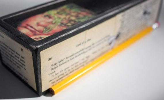 lord of the flies pencil box
