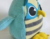 IGNATIUS - blue Owl