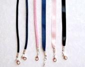 Destash - 6 satin\/suede Necklaces