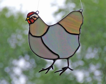 Stained Glass Chicken