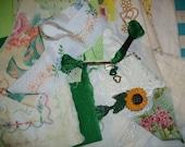 Green Bundle of Scraps
