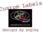 Custom Label Order for AngieQ