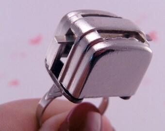 The Brave Little Toaster Mini Toaster Adjustable Ring