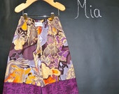CHILDREN -Samurai PANTS - Alexander Henry - Tatsu - 2 Years of Fashion - Pick the size Newborn up to 8 Years by Boutique Mia
