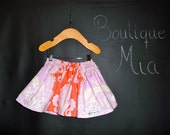 BUY 2 get 1 FREE - Skirt - Amy Butler - Love - Pick the size Newborn up to 14 Years by Boutique Mia