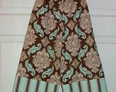 CHILDREN -Samurai Pants - Joel Dewberry - Damask - 2 Years of Fashion - Pick the size Newborn to 8 Years by Boutique Mia