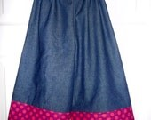 CHILDREN -Samurai Pants - Denim - 2 Years of Fashions - Pick the size Newborn to 8 Years by Boutique Mia