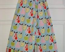 CHILDREN -Samurai Pants - Alexander Henry - Apples n Pears - 2 Years of Fashion - Pick the size Newborn to 8 Years by Boutique Mia