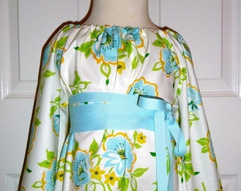 A-line Dress - Heather Bailey - Pick the Size Newborn to 12 Years - by Boutique Mia