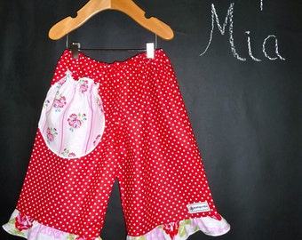 CHILDREN -Samurai Pants - Tanya Whelan - Delilah - 2 Years of Fashion - Pick the size Newborn up to 8 Years by Boutique Mia