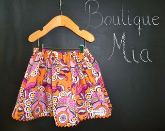 BUY 2 get 1 FREE - Skirt - Fall - Pick the size Newborn up to 14 Years by Boutique Mia