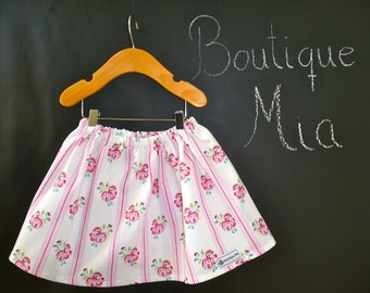 BUY 2 get 1 FREE - Skirt - Tanya Whelan - Stripes - Pick the size Newborn up to 14 Years by Boutique Mia
