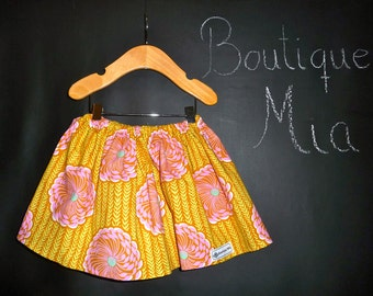 BUY 2 get 1 FREE - Skirt - Amy Butler - Pick the size Newborn up to 14 Years by Boutique Mia