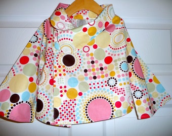 Light weight Jacket - Pick the size Newborn to 8 Years by Boutique Mia