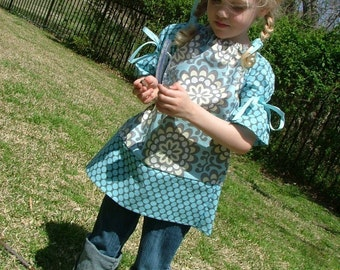 Peasant Dress or Top - Amy Butler - Pick the size Newborn up to 12 Years by Boutique Mia
