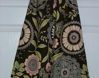 CHILDREN -Samurai Pants - Amy Butler - Olive Lacework - 2 Years of Fashion - Pick the size Newborn up to 8 Years - by Boutique Mia
