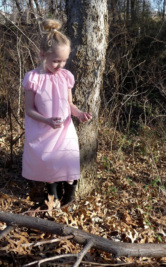 Classic Aline Dress - Choose the COLOR - YOU pick the Size Newborn to 12 Years - by Boutique Mia