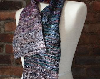 Knitting Pattern for Loreley Scarf
