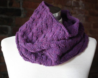 Knitting Pattern for Broome Street Cowl
