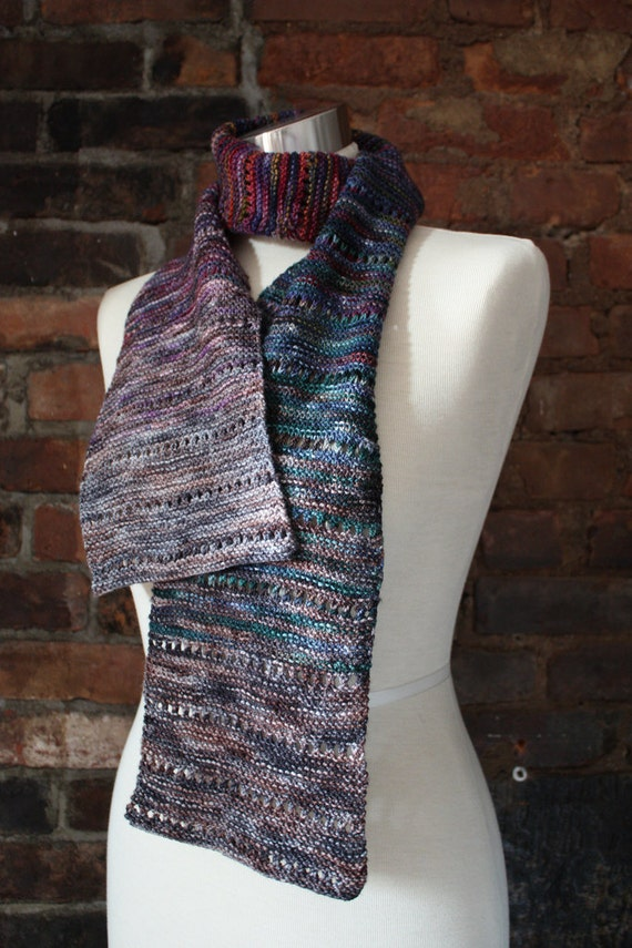 Knitting Pattern for Loreley Scarf