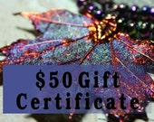 50 Dollar Walk on the Moon Gift Certificate