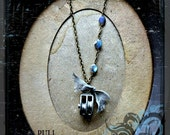 PULL  ...  talula  ...  Urban Steampunk  Southern Gypsy Necklace