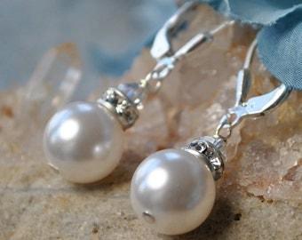 Drop of Silk Earrings